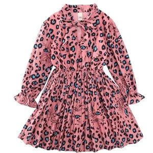 NEW Arrival 4T-7Y toddler girl dress